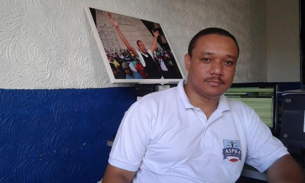 Augusto Júnior. Imagem: Thiago Dias/Blog do Gusmão.