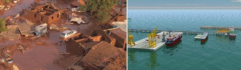 A lógica que destruiu o Rio Doce quer cravar um porto de exportação de minério na Mata Atlântica.
