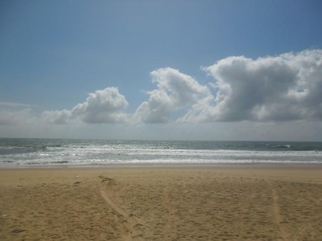 A Praia de Saquaíra é uma das mais belas da Bahia.