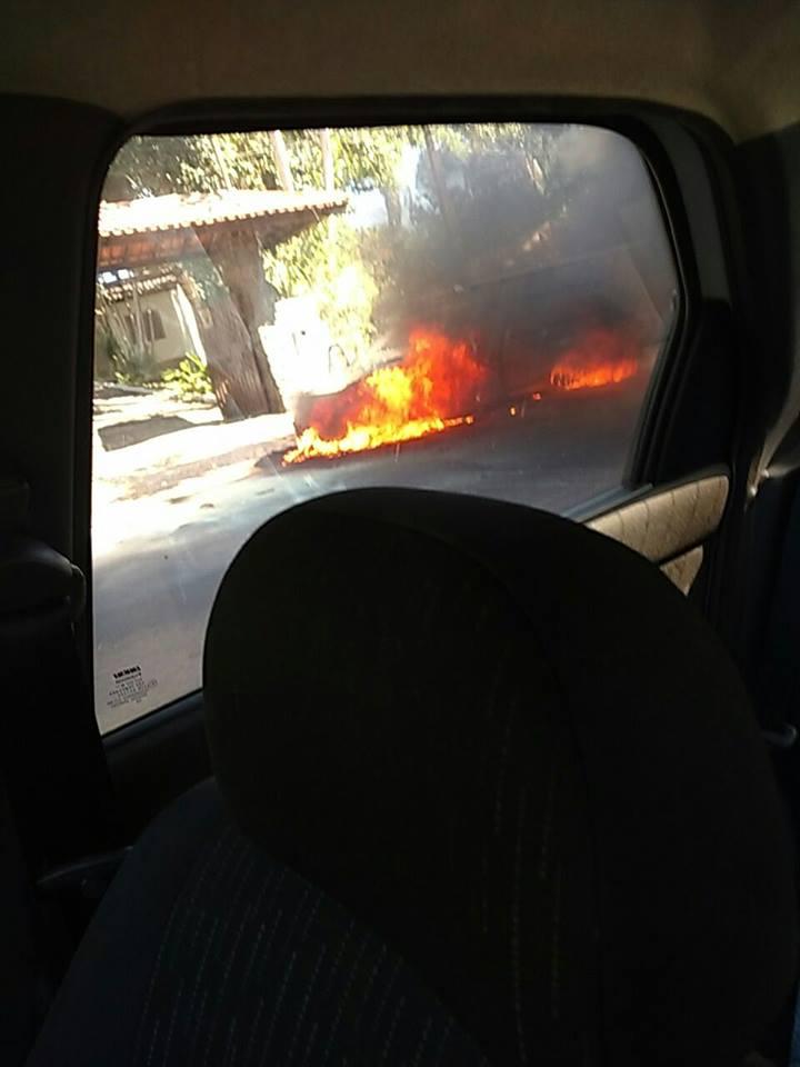 Incidente ocorreu na tarde dessa quinta-feira (10).