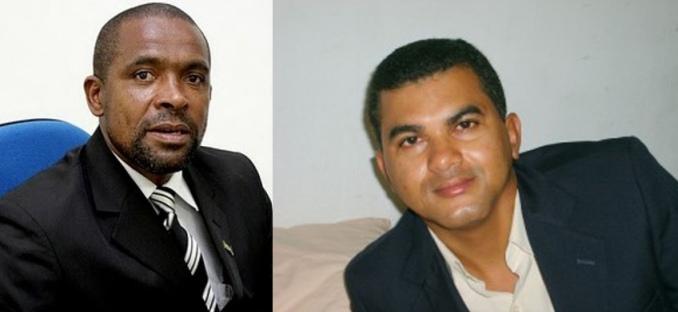 Discursos dos professores Gurita e Reinaldo entraram em rota de colisão,