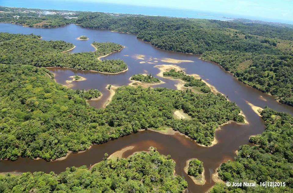 Manancial do Iguape abastece maior parte da cidade.