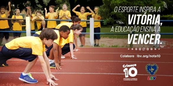 Imagem da campanha.