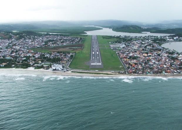 Aeroporto Jorge Amado. Imagem: Infraero.