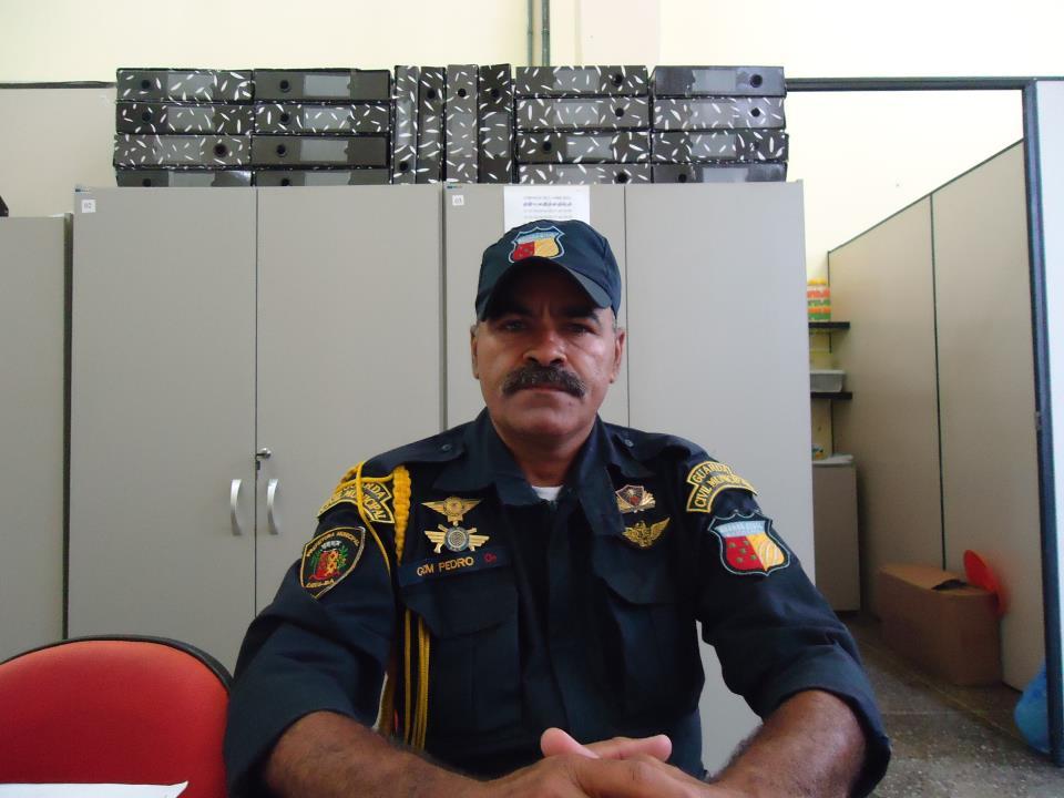 Pedro de Oliveira Santos.