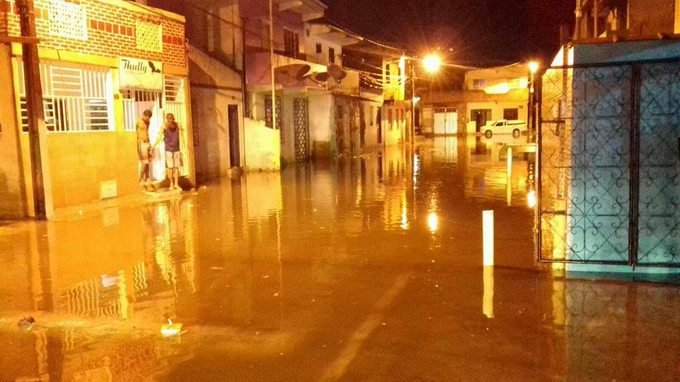 Rua Guanabara. Imagem cedida ao Blog do Gusmão.