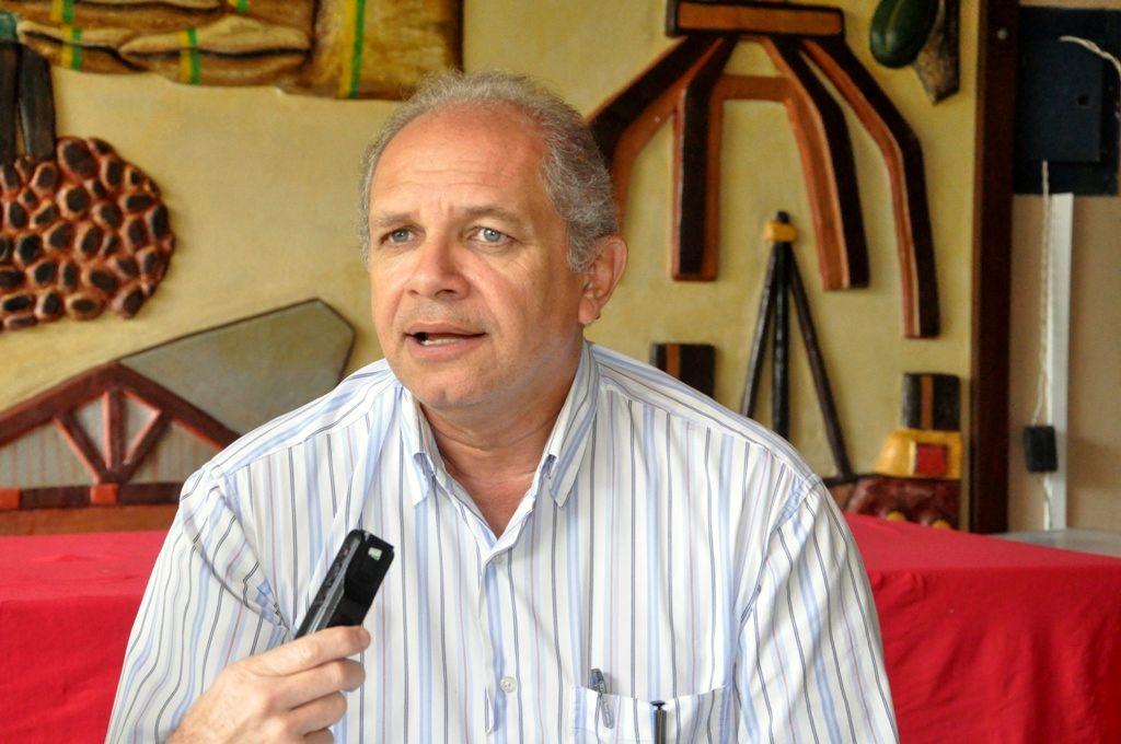 Sérgio Murilo. Imagem: Águido Ferreira.