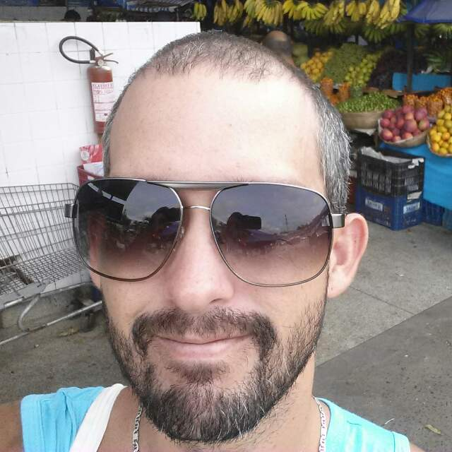 Adriano Barbosa. Imagem do arquivo pessoal.
