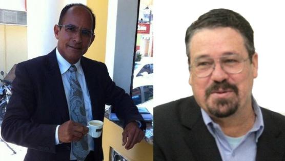 Aloysio Santos Filho e Carlos Pereira Neto.