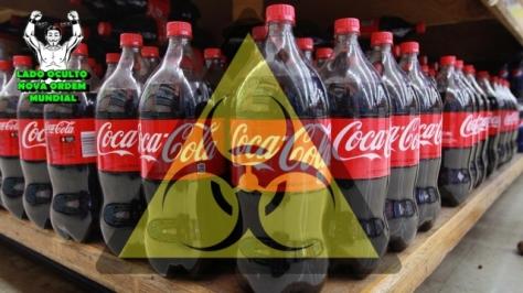 coca cola produto cancerígeno