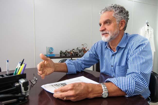 Paulo Bicalho. Imagem: Pedro Augusto/Secom-Itabuna.