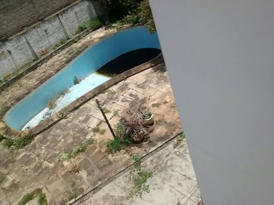 Imagem registrada por um leitor do Blog do Gusmão.