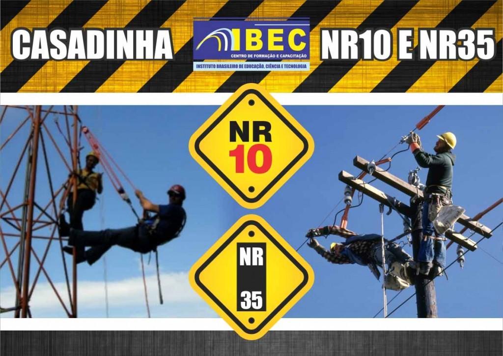 BANNER NR10 E 35