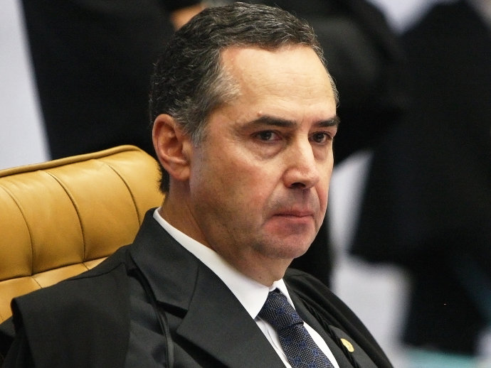 Ministro Luís Roberto Barroso.