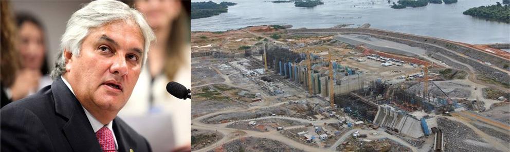 Delcidio e Belo Monte