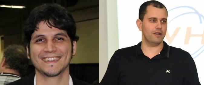 Alan Araújo e Hamilton Salem palestrantes do SEAN. Imagem: Midia 3.
