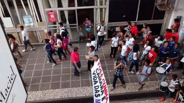 manifestação PT1