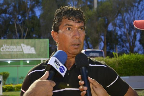 Sergio Odilon, treinador do Colo-Colo. Foto: Blog do Anderson.
