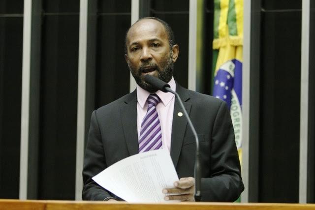 Deputado federal Bebeto Galvão (PSB-BA).