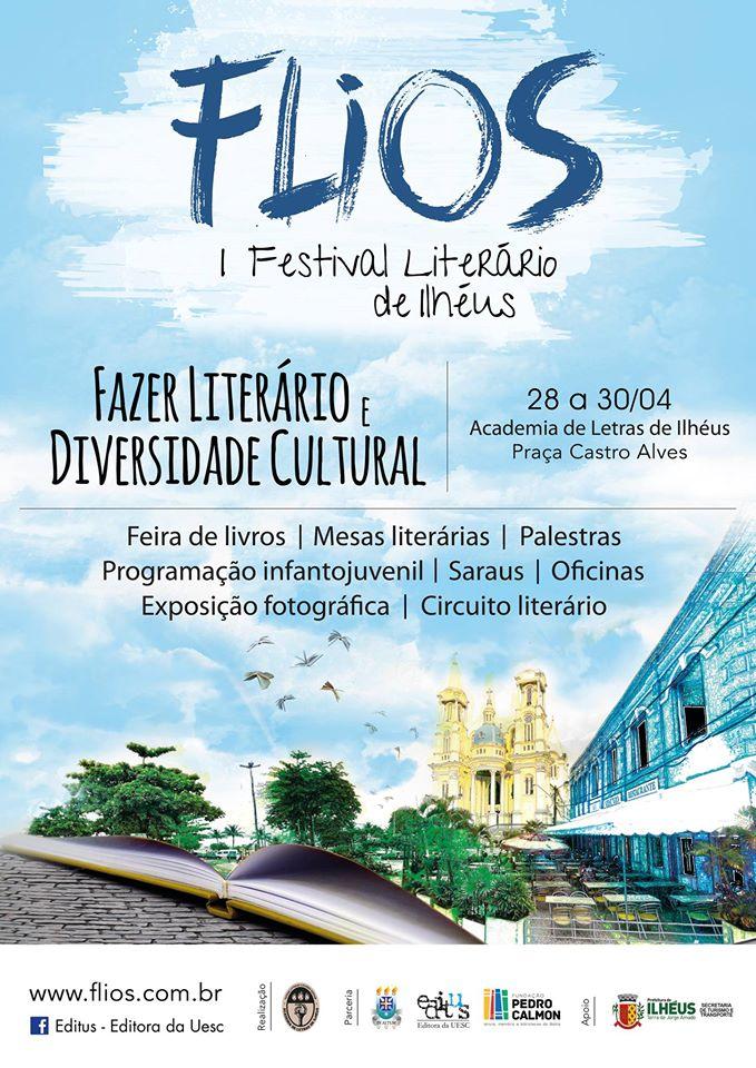 Cartaz do FLIOS.