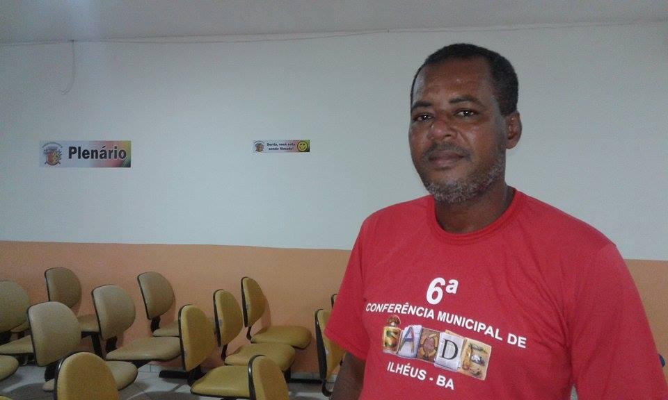Lú do Sinsepi. Imagem de arquivo: Thiago Dias/Blog do Gusmão.