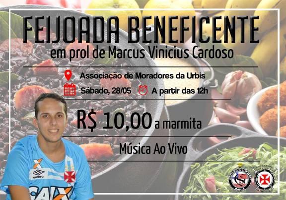 Marcus Vinicius sofre um acidente de moto.