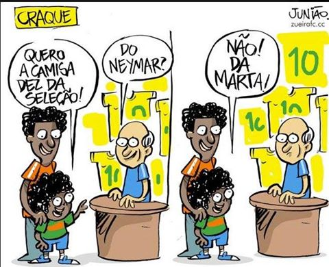 Charge do Junião/Zueira FC.