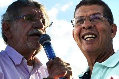 Herzem Gusmão e Zé Raimundo.