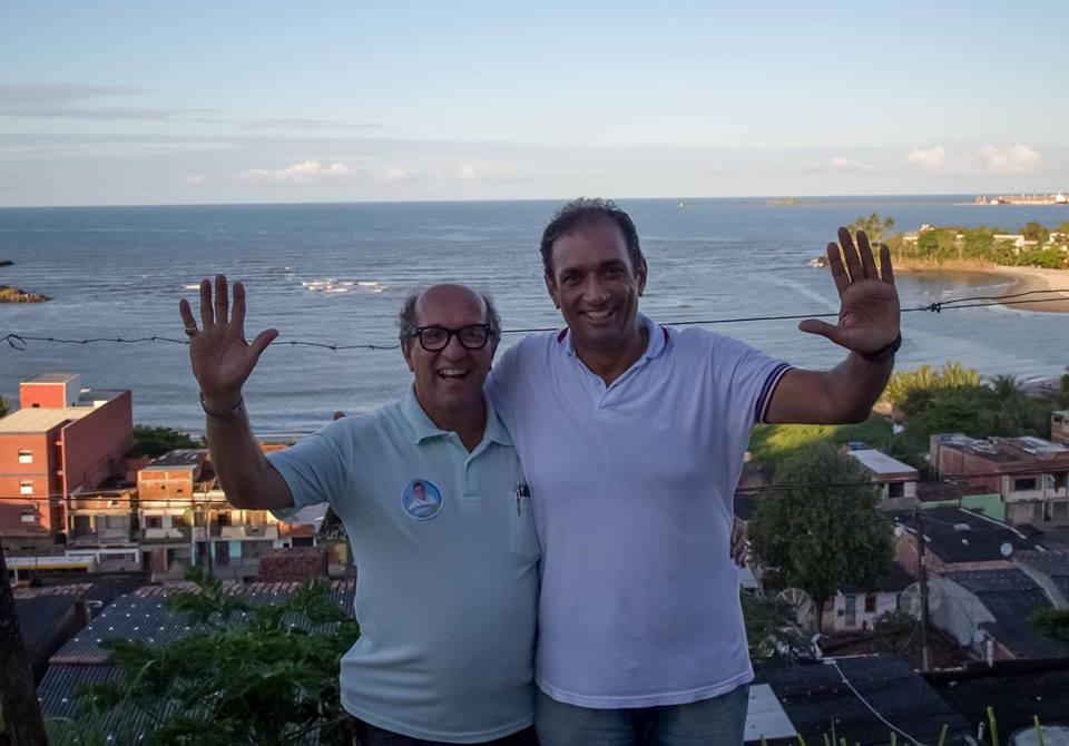 Nazal e Marão. Imagem: Clodoaldo Ribeiro.