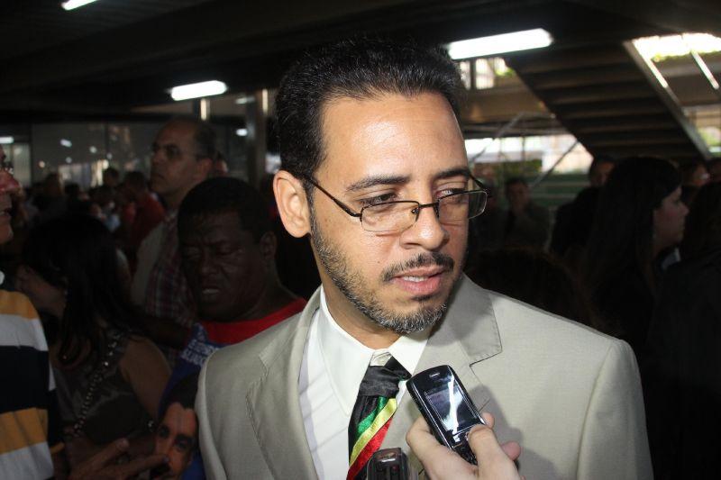 Vereador Hilton Coelho.