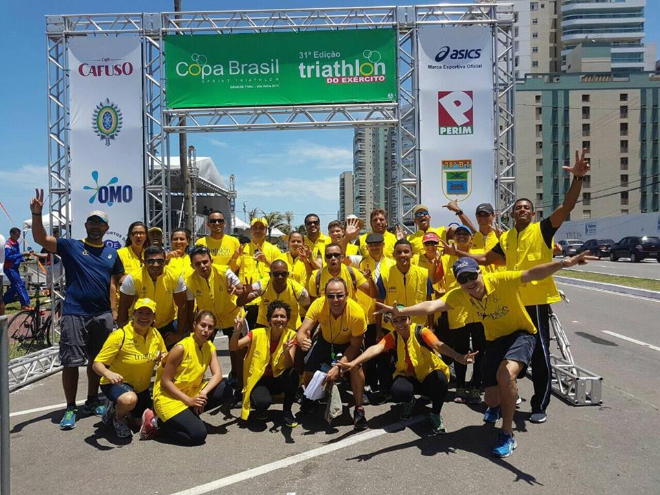 UESC reúne condições para se tornar uma referência na formação de árbitros de triathlon.