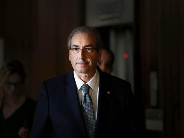 Eduardo Cunha. Imagem: Dida Sampaio/Estadão.
