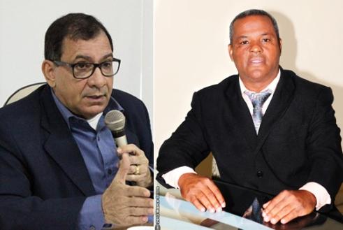 Jabes Ribeiro e Raimundo do Basílio.