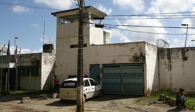 Presídio Ariston Cardoso. Imagem: A Tarde/UOL.