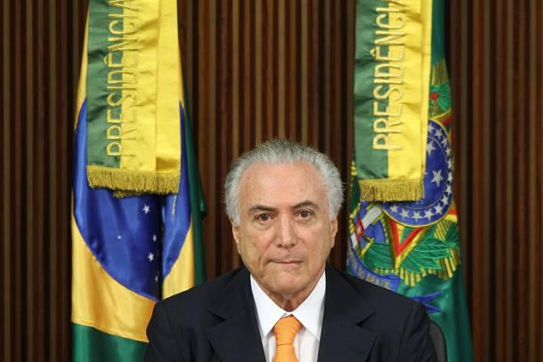 Presidente Michel Temer. Imagem: Dida Sampaio/Estadão.