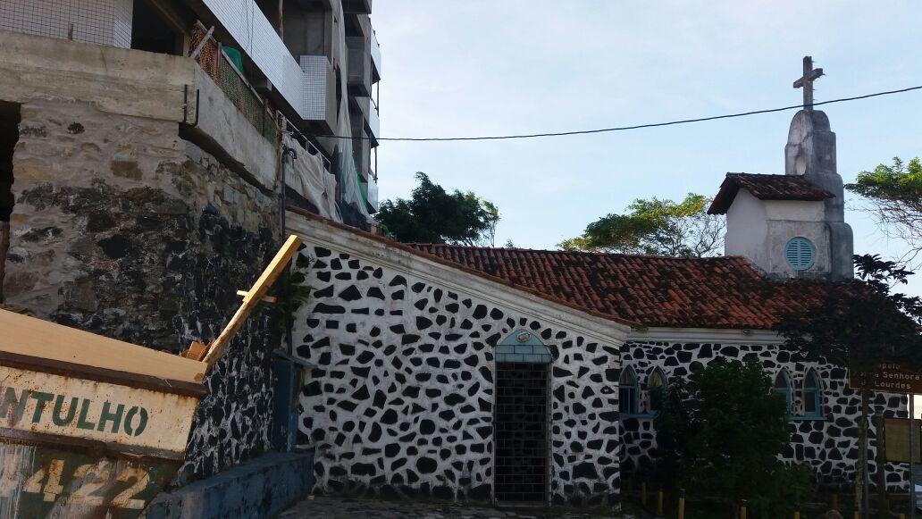 Igreja é monumento histórico do cenário onde Ilhéus nasceu.