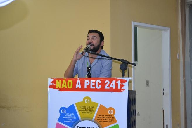 Emmanuel Victor Hugo Moraes. Imagem: Ascom-Câmara de Juazeiro.