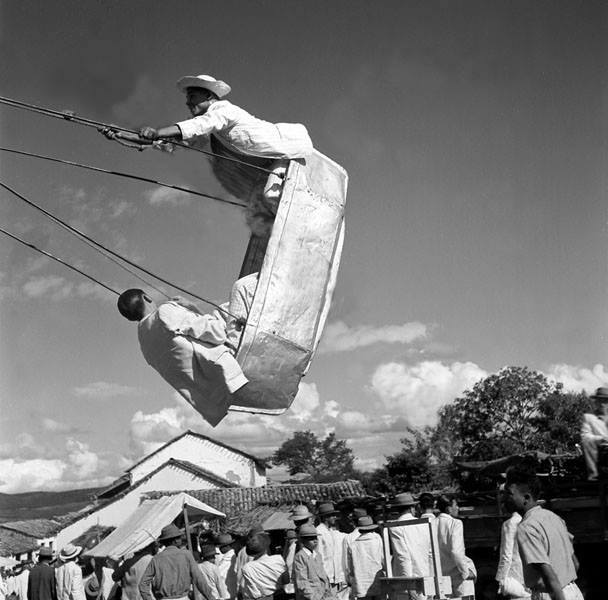 Concurso leva o nome do antropólogo Pierre Verger, autor desta imagem registrada em Garanhus.