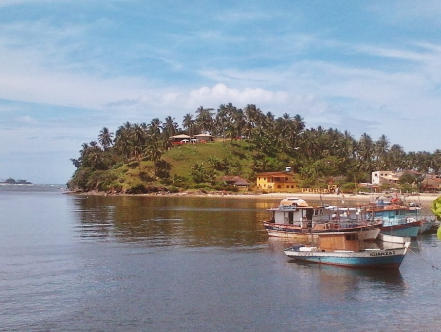 Morro de Pernambuco. Imagem do site Geo Around School.