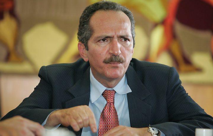 Ex-ministro Aldo Rebelo.