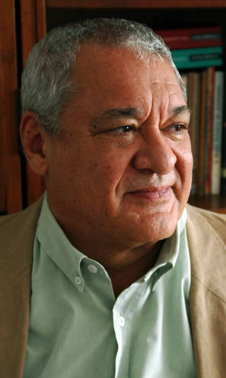 Cid Benjamin. Imagem: Vera Siqueira.