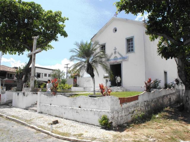 Igreja de Nossa Senhora da Escada, em Olivença.