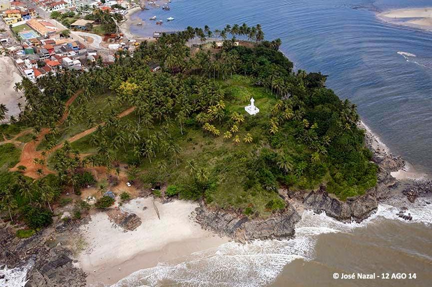 Morro de Pernambuco. Imagem: José Nazal.