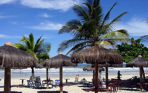 Praia do Sul. Imagem: Iuri Souza/Flickr.
