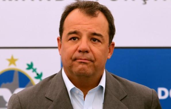 Ex-governador Sérgio Cabral.