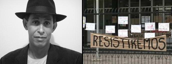 """Segundo Wilson Gomes, movimento de ocupações é um tipo de """"consolo"""" melancólico para a esquerda."""