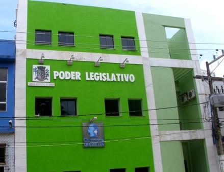 Câmara de Vereadores de Ilhéus. Imagem: Chico Andrade.