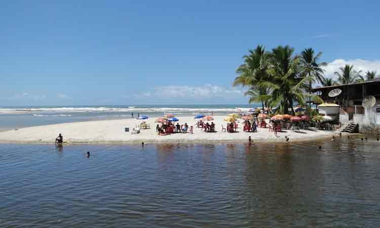 Praia do Cururupe. Imagem: R2CPress.