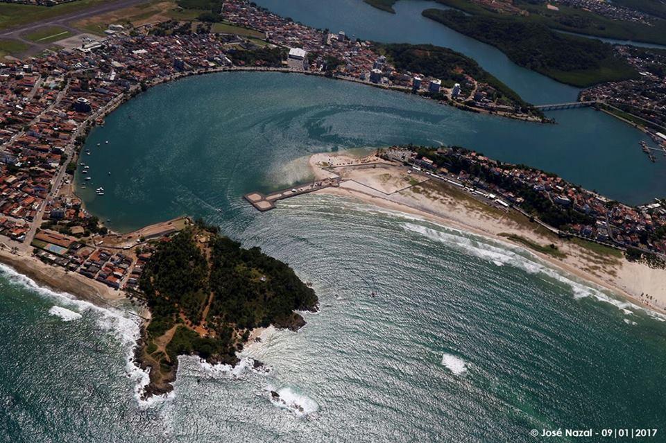 Baía do Pontal. Imagem: José Nazal.