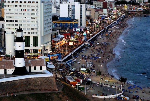 Carnaval de Salvador. Imagem:  Manu Dias/GOVBA.